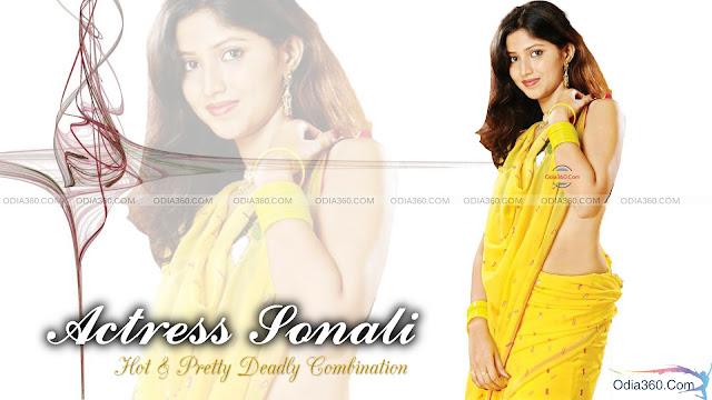 Sonali Hot Pretty Odia Actress HD Wallpaper Download