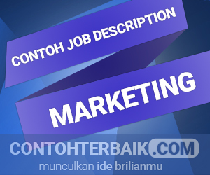 Contoh Job Description