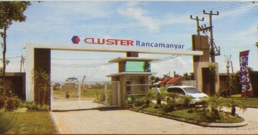 Jual Rumah di Bandung, Jawa Barat: Cluster Rancamanyar