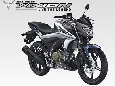 Spesifikasi Dan Harga Yamaha Vixion R