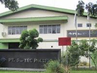 INFO Lowongan Kerja SMK Pria PT.Star Tec Pacipic Jababeka Cikarang
