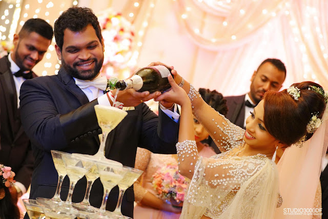 Bandula Gunawardane's Son's Wedding