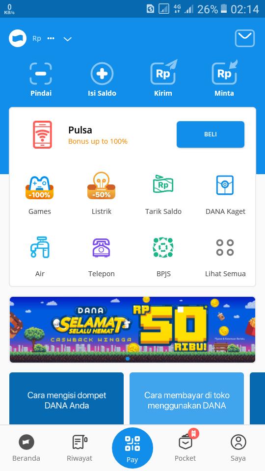 Aplikasi Top Up Game Murah