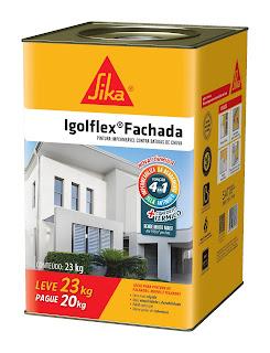Sika apresenta solução para impermeabilizar a casa e proteger das infiltrações causadas pela chuva