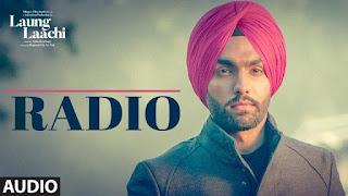 Radio Lyrics – Ammy Virk Punjabi Song Laung Laachi