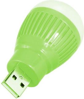 Led USB Led Light(Green)_fp_frickspanel