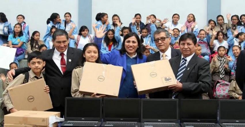 MINEDU: Estamos comprometidos con la educación pública y privada de calidad, sostiene la Ministra de Educación, Flor Pablo Medina - www.minedu.gob.pe