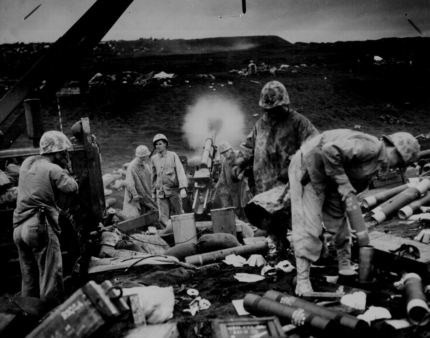 History In Photos World War Ii Combat