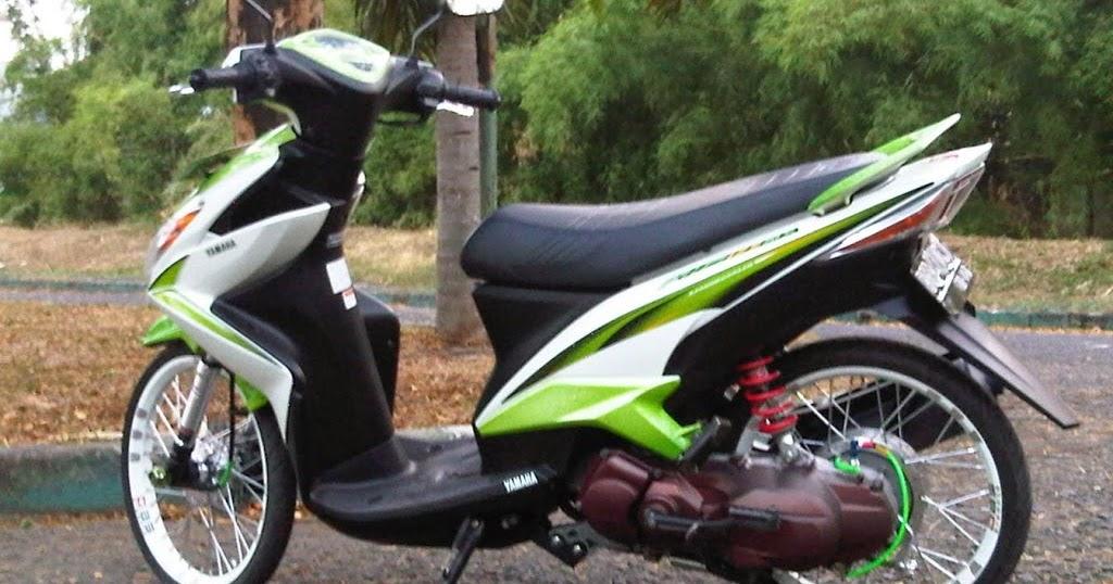 88 Gambar Modifikasi Yamaha Xeon