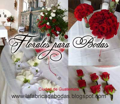 Decoradores organizacion floralesboda 15 ramos denovia guatemala