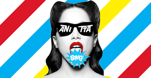 Anitta leva Bang Tour para evento Open Bar em Recife
