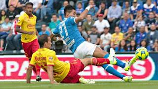 Morelia enfrenta a Cruz Azul