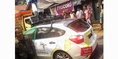 ADRIAN'S BLOG: Google Street View Cars Hit a Pedestrian