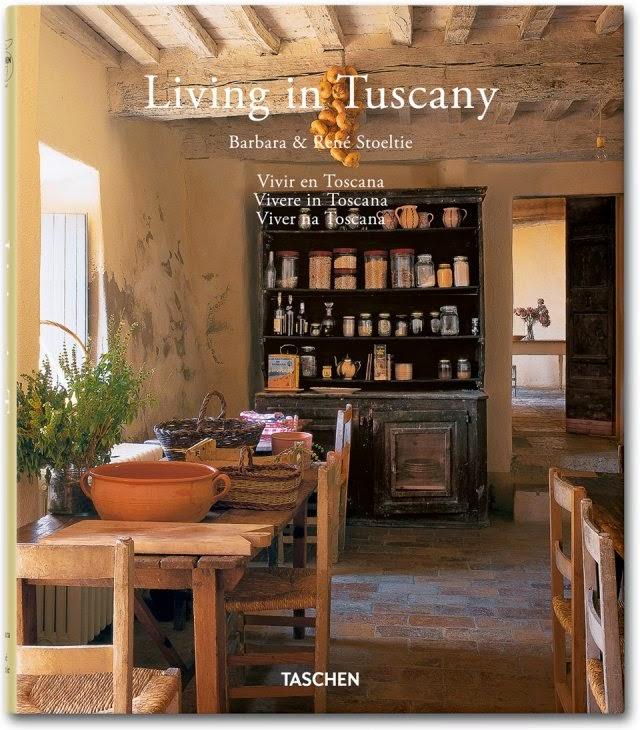 Vivir en Toscana TASCHEN