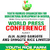 Youth Farmers Organization For Agricultural Development In Nigeria Launches World Press Conference Against Aliko Dangote