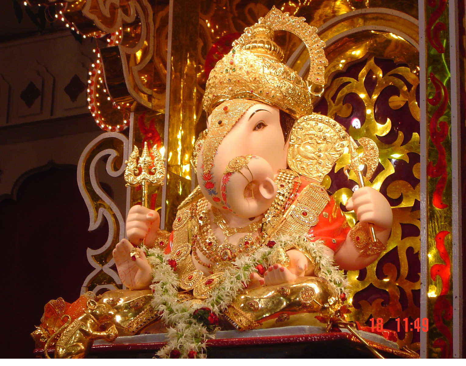 Ganesh Chaturthi HD Wallpapers Free