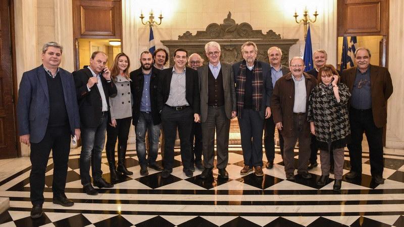 Συνάντηση Βουλευτών ΣΥΡΙΖΑ της Περιφέρειας ΑΜ-Θ με τον Υπουργό Παιδείας