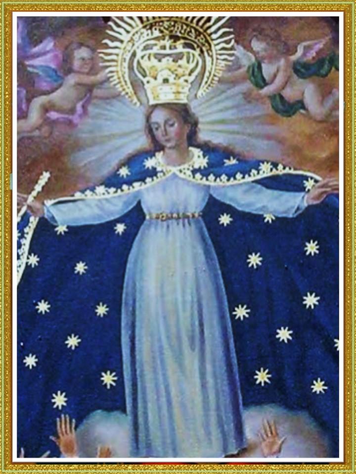 Oraciones Muy Milagrosas Oracion Poderosa A La Virgen Del Amparo