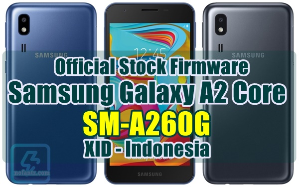 Firmware samsung a2 core bahasa indonesia