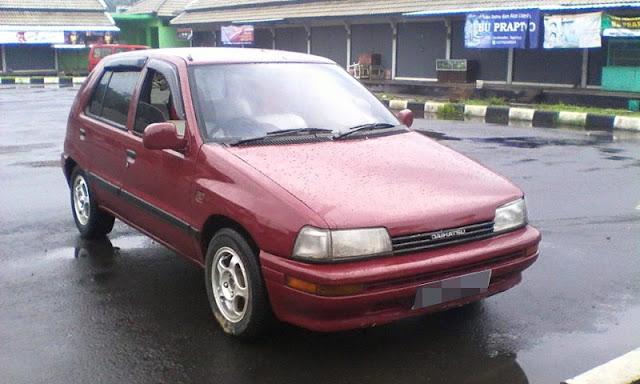 Daihatsu Charade CX Winner G100