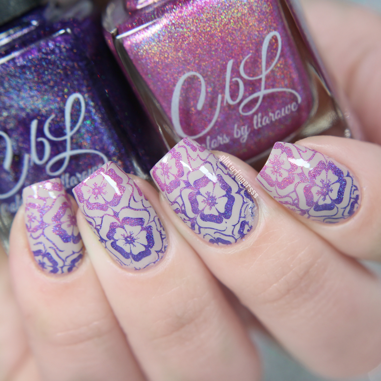 Nail Art Polish For Stamping