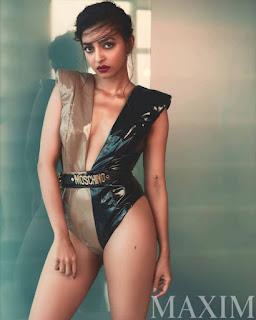 Radhika Apte Photo Shoot Stills For Maxim 2018, Radhika Apte Hot Photos, HD Images, Gallery!