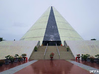 """Sepenggal Sejarah di Museum Monjali """"Monumen Jogja Kembali """""""