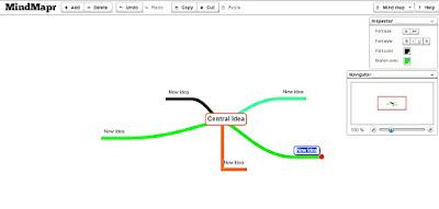 Como criar mapas mentais