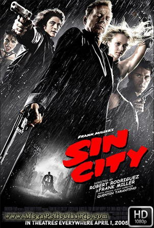 Sin City [1080p] [Latino-Ingles] [MEGA]