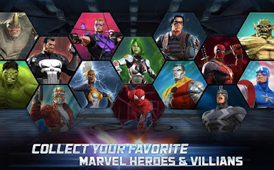 Marvel contest of champions mod apk latest version