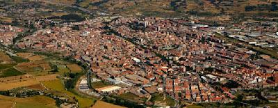 Panorámica de la ciudad de Igualada
