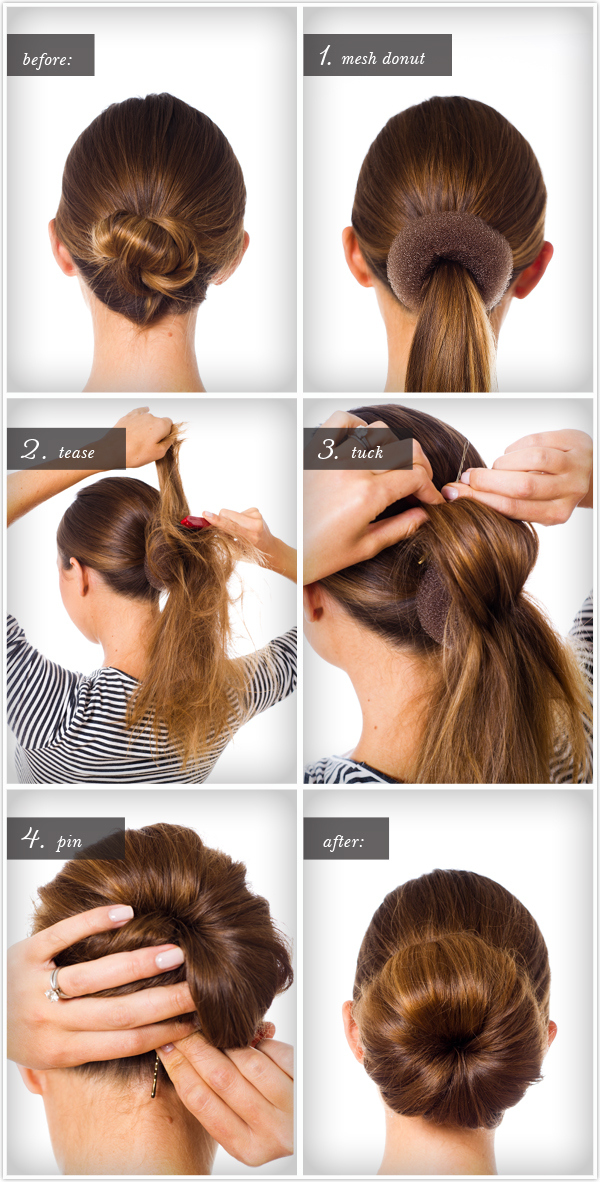 Step By Step Easy Hair Tutorials Motivational Trends
