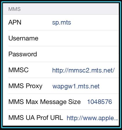 Metropcs Apn Settings For Iphone 6 Plus Metro APN settings for iOS