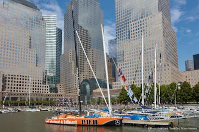 Dimanche départ de New York - Vendée