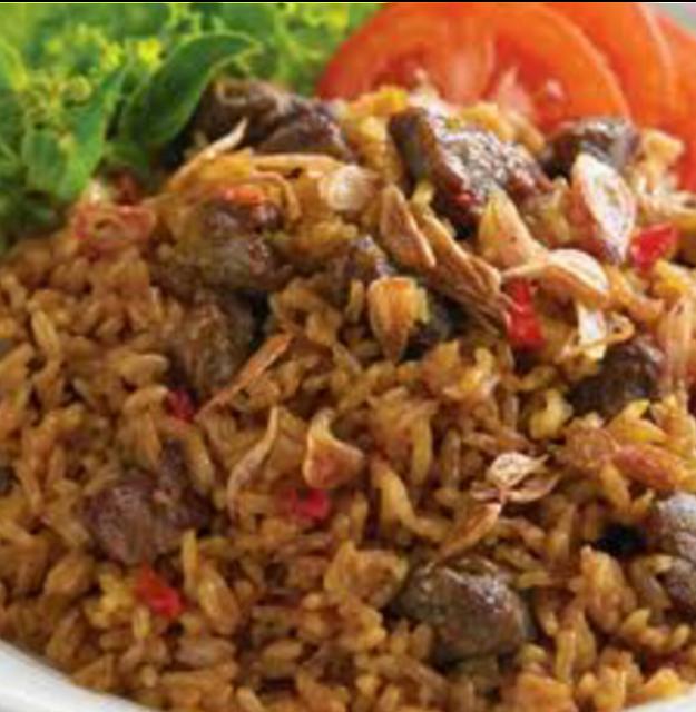 Resep Masakan Nasi Goreng Jamur Spesial