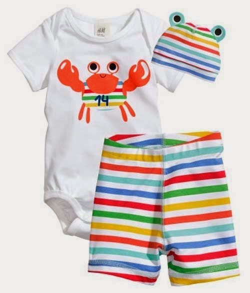 H Amp M Baby Clothes Collection
