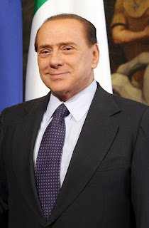 Former premier Silvio Berlusconi made Mara Carfagna a minister