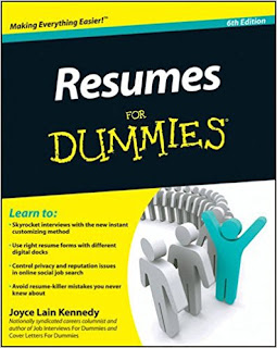 Resumes for Dummies : Joyce Lain Kennedy Download Free Career Book