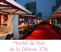 marche de noel la defense