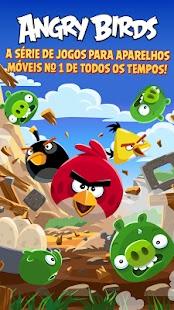 Angry Birds Classic v7.9.3 Apk Mod [PowerUps Infinitos/Tudo Desbloqueado]