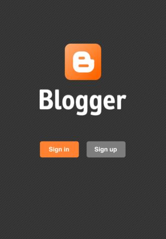 Mobile blogger