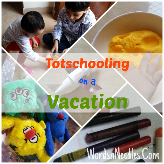 homeschool vacation