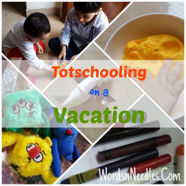 homeschool vacation