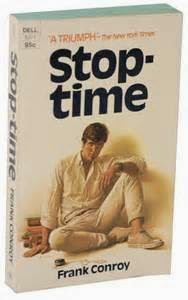 poems about stopping time