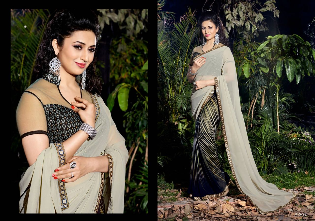 Belli – Divyanka Tripathi Embroidery And Stylish Designer Saree