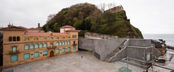El Museo Municipal de San Telmo en San Sebastián