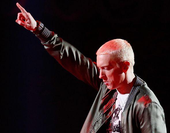 Eminem Special Gift At Graduation
