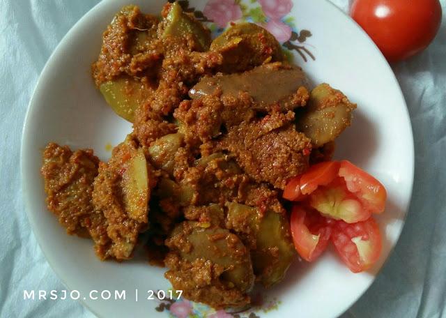 Resep - Semur Jengkol, Bau tapi Ngangenin