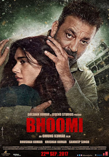 Bhoomi 2017 movie Hevc Mobile HDRip 190MB