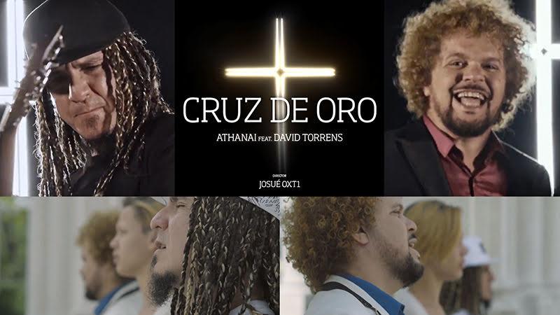 Athanai y David Torrens - ¨Cruz de Oro¨ - Videoclip - Dirección: Josué OXT1. Portal del Vídeo Clip Cubano